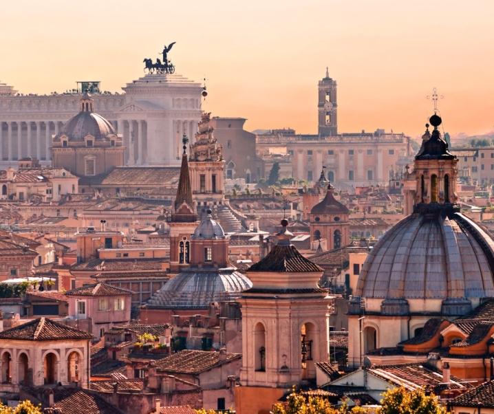 Cinque luoghi imperdibili di Roma