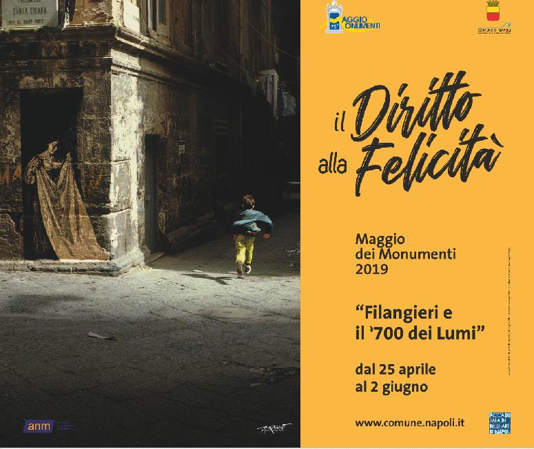 Maggio dei Monumenti di Napoli 2019