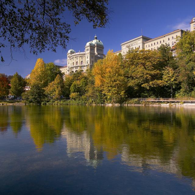 Palazzo Federale di Berna