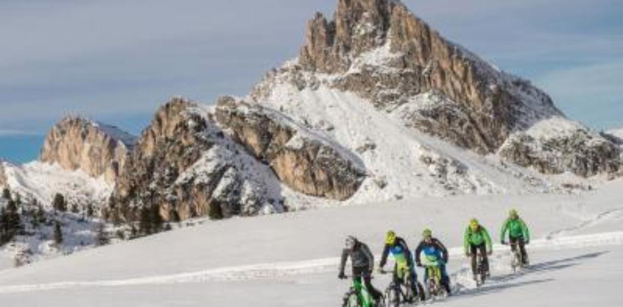 In fat bike sulle Dolomiti: tre itinerari adatti a tutti