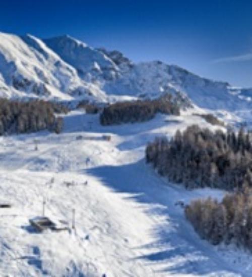 Pila, il comprensorio sciistico a un passo da Aosta
