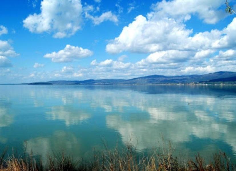 Le bellezze del Lago Trasimeno, il piccolo mare umbro